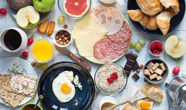 5 super πρωινά για αθλητές
